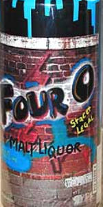 Four O Street Legal Malt Liquor