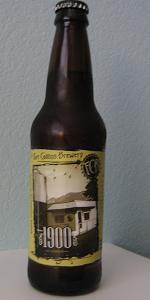 1900 Amber Lager