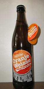 Amsterdam Oranje Weisse