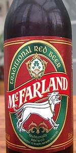 McFarland Strong Ale
