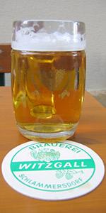 Witzgall Vollbier Brauerei Witzgall Beeradvocate