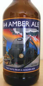 A4 Amber Ale