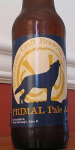 Primal Pale Ale