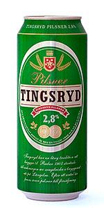 Tingsryd Pilsner 2,8