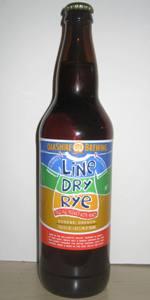 Line Dry Rye