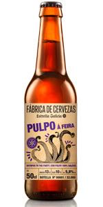 Fábrica de Cervezas Pulpo Á Feira
