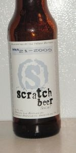 Scratch Beer 21 (Naked Elf)