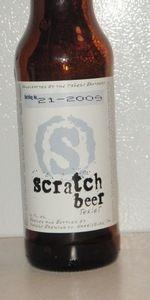 Scratch Beer 21 - 2009 (Naked Elf)
