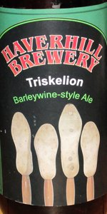 Triskelion Barleywine