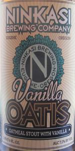 Vanilla Oatis