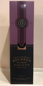 Bourbon County Brand Birthday Stout