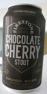 Chocolate Cherry Stout