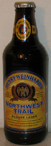 Henry Weinhard's Northwest Trail Blonde Lager