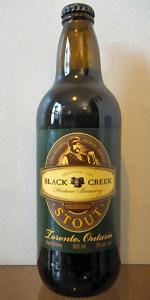 Black Creek Stout
