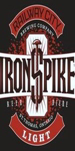 Railway City Iron Spike - Light