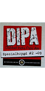 Specialbrygd #2 DIPA - Dubbel India Pale Ale
