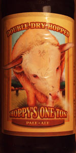 Hoppy's One Ton Pale Ale