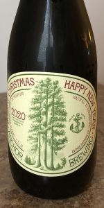 Our Special Ale 2020 (Anchor Christmas Ale)