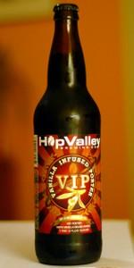 Vanilla Infused Porter (V.I.P.)