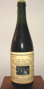 Balthazar Oak Aged