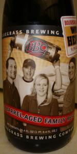 Bourbon Barrel Scotch Ale