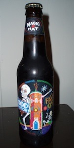 Odd Notion - Chocolate Belgian Stout (Fall 2009)