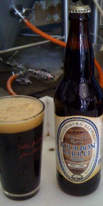Bourbon Barrel Porter (BBP)
