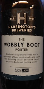 Harringtons Wobbly Boot