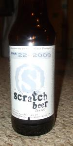 Scratch Beer 22 - 2009 (Belgian-Style White)
