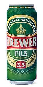 Brewer Pils 3,5 (Bonvar)