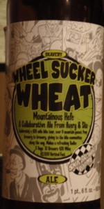 Wheel Sucker Wheat