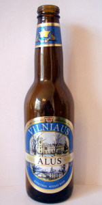 Vilniaus Alus Kvietinis (Wheat Beer)