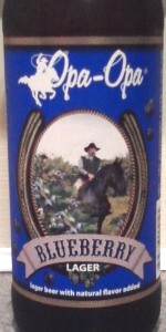 Opa Opa Blueberry Lager