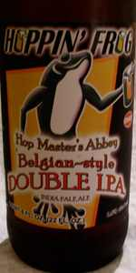Hop Master's Abbey Belgian-Style Double IPA