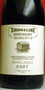 Big Bourbon Series Discombobulation Celebration Ale