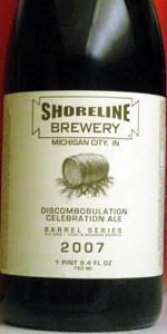 Big Bourbon Series Discombobulation Celebration Ale