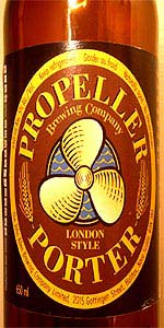 Propeller London Style Porter