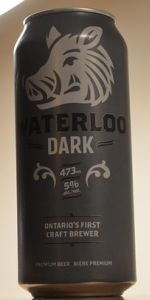 Brick Waterloo Dark Lager