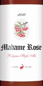 Madame Rose Belgian Style Wild Ale