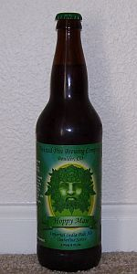 Twisted Pine Hoppy Man IIPA