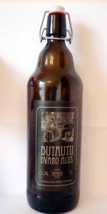 Butauto Dvaro Alus Tamsus (Butauto Manor Beer Dark)