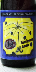 Blackberry Lambic