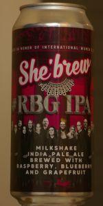 She'brew RBG IPA