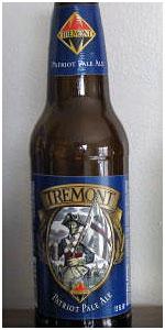 Tremont Patriot Pale Ale