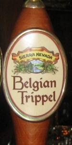 Sierra Nevada Belgian Trippel