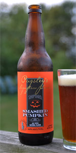 Pugsley's Signature Series:  Smashed Pumpkin