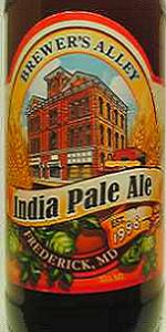 Brewer's Alley India Pale Ale
