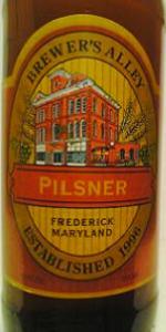 Brewer's Alley Pils