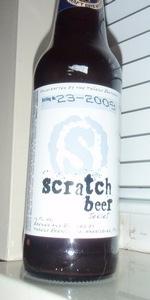 Scratch Beer 23 - 2009