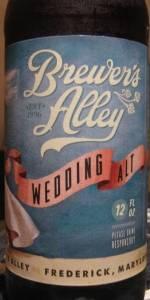 Brewer's Alley Wedding Alt